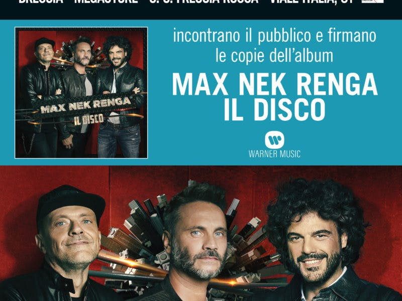 Max Nek Renga_Frecciarossa