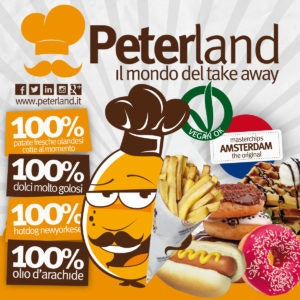 Logo peterland