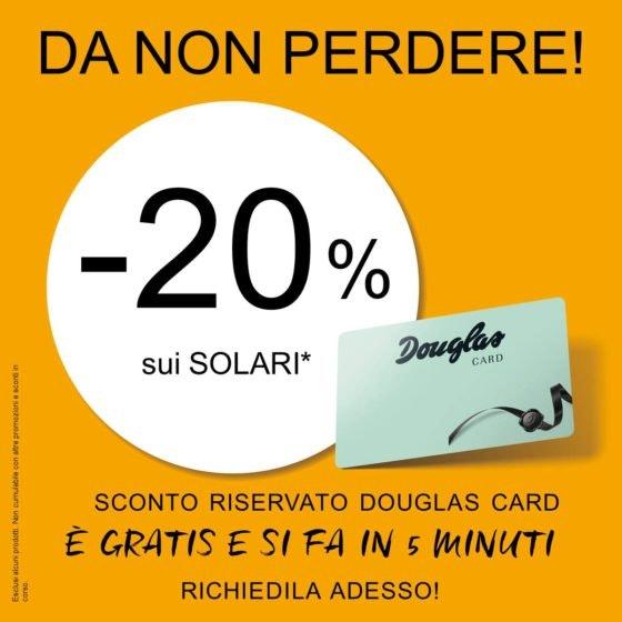 Promo Douglas Solari