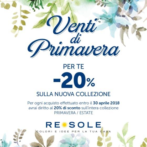ReSole_Sconti_Primavera_1200x1200