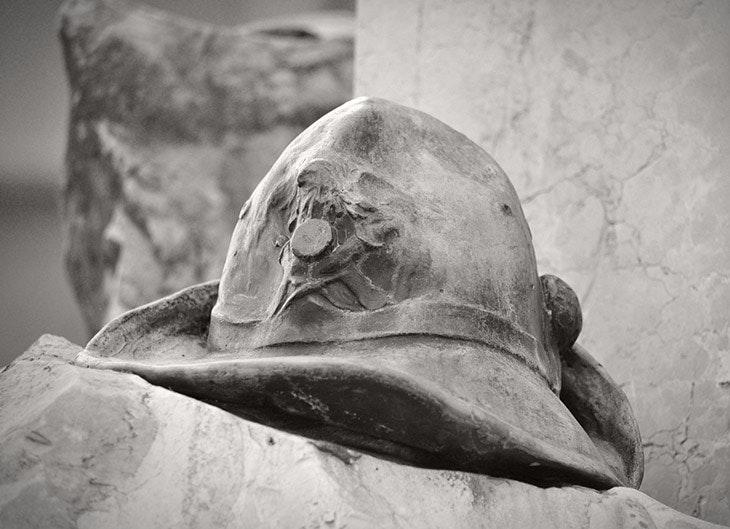 Una mostra celebra il centenario della fine della Grande Guerra.