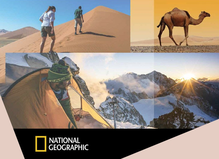 Vinci e scopri il mondo National Geographic