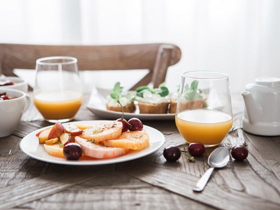 Ah, la colazione!