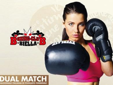 Italia vs India - boxe femminile