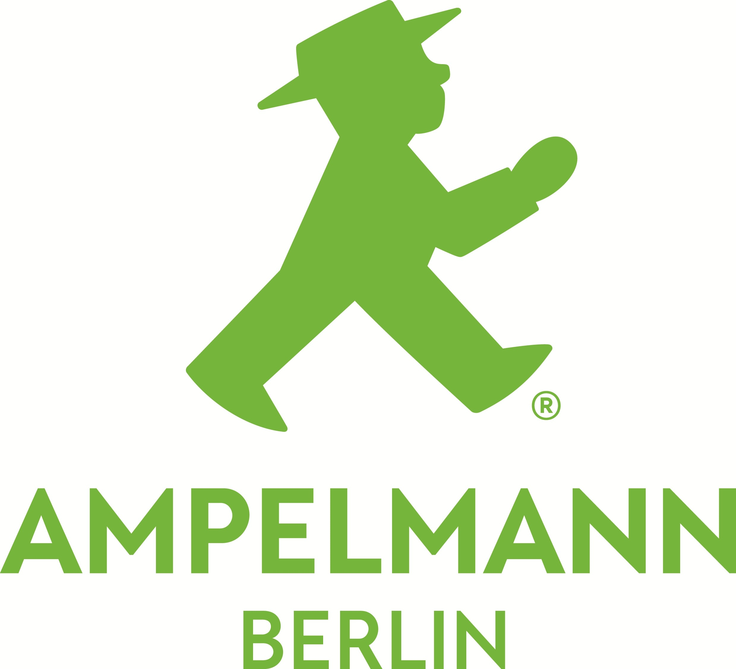 AMPELMANN Berlin Logo
