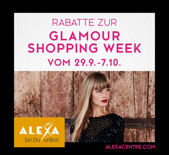 ALE-17694 Glamour Shopping Week Layer All Devices 580x530