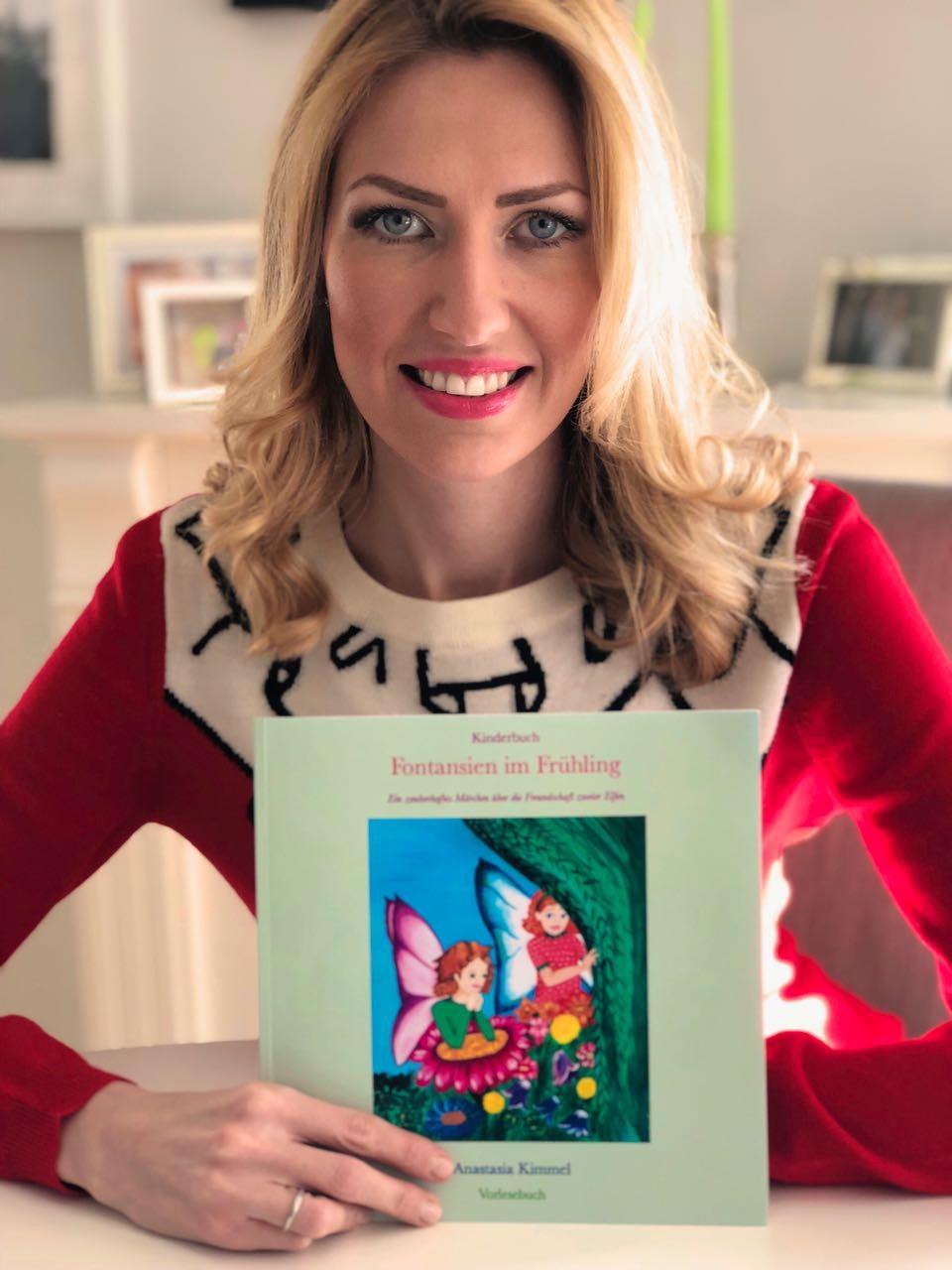 Ostern im ALEXA Berlin mit Lesung von Anastasia Kimmel