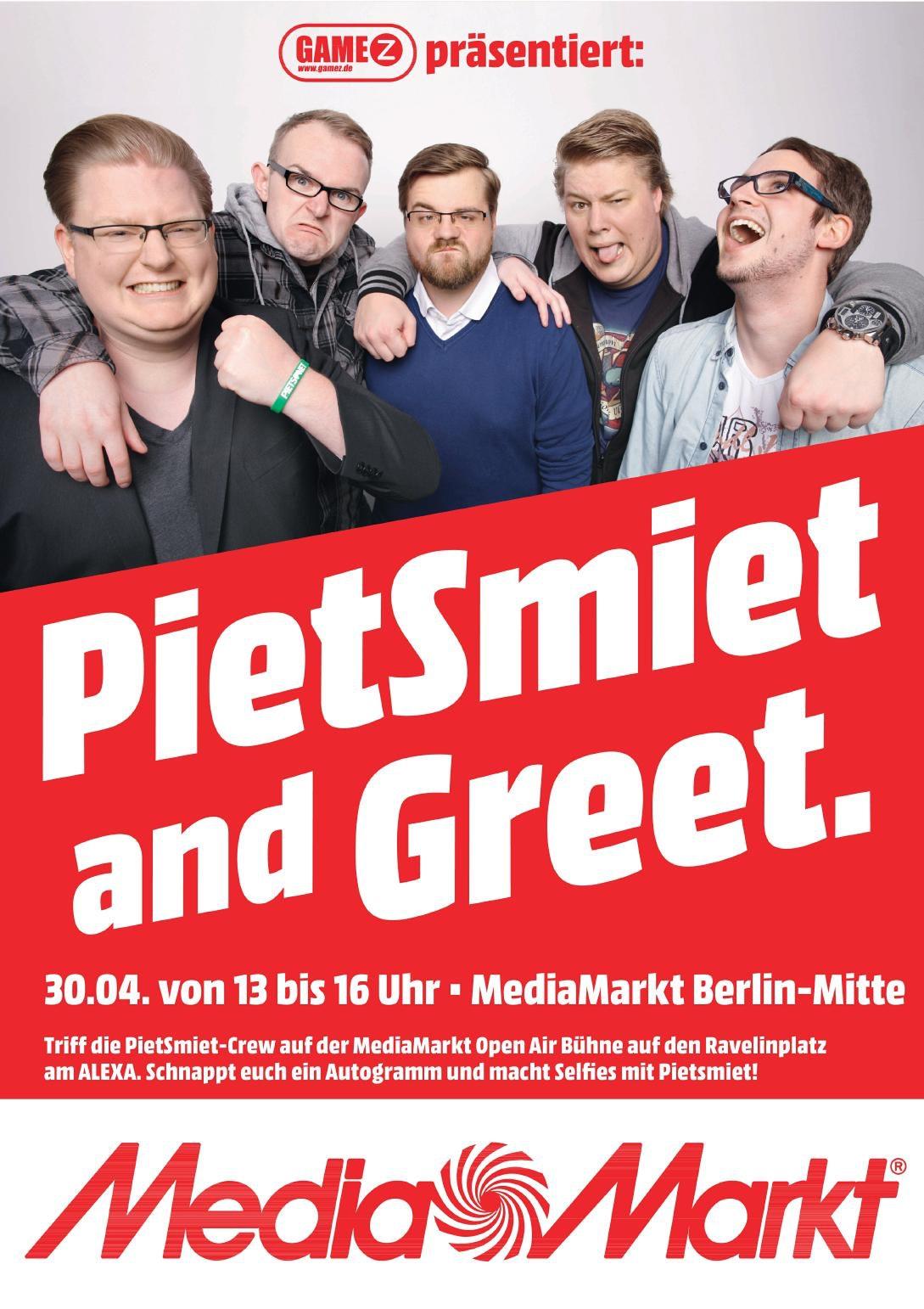 Poster Pietsmiet
