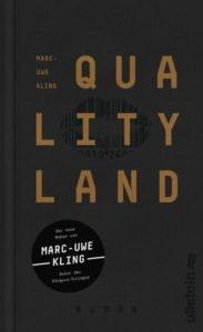 Bestseller-Tipp zum Welttag des Buches: QualityLand - Marc-Uwe Kling vom Ullstein Verlag