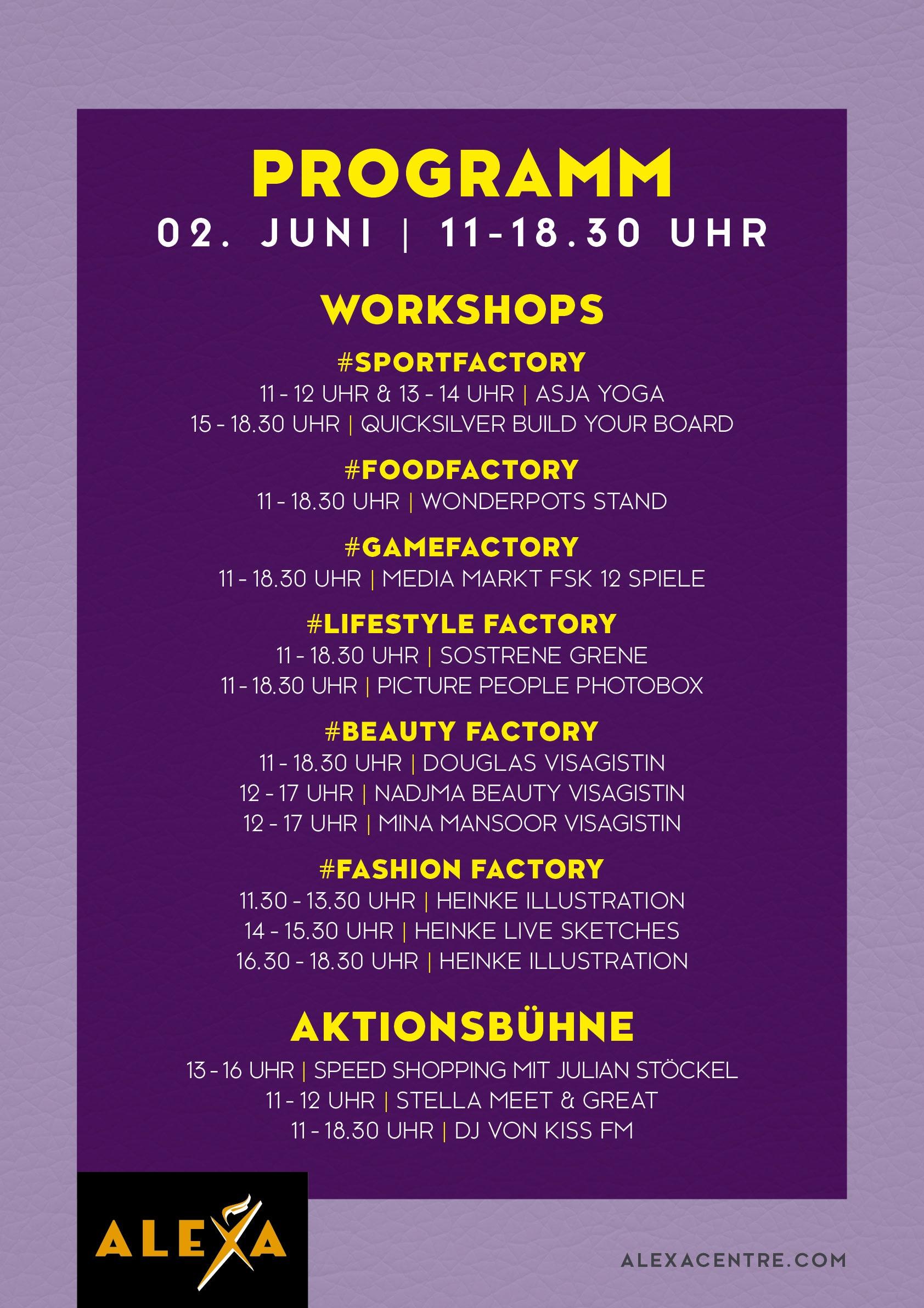 ALE-180056 Social Media Day A1 Plakat Programm2