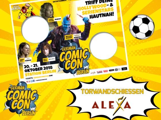 German comic con-Alexa