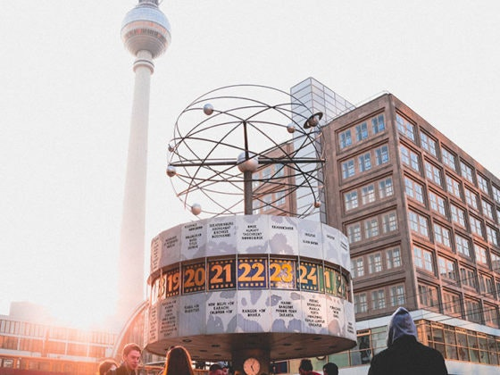 Alexanderplatz Berlin