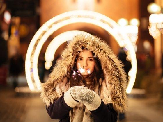 Das ALEXA Berlin gibt Tipps für ein festliches & kuscheliges Weihnachtsoutfit