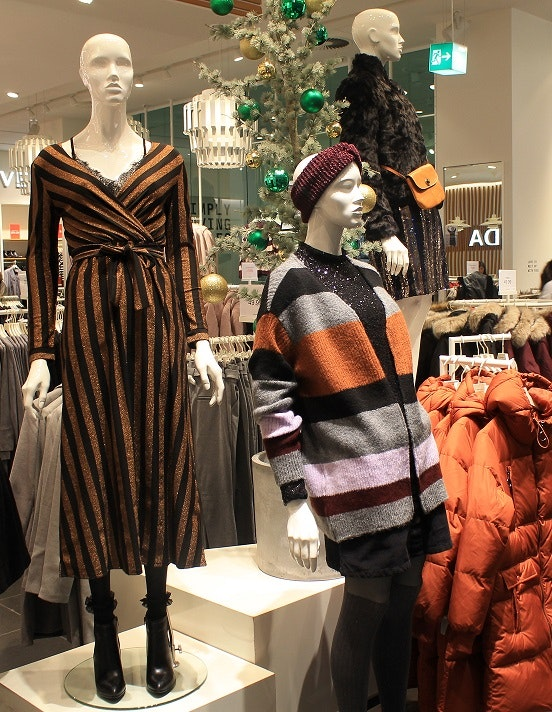 Das ALEXA Berlin zeigt stylische Outfits für Silvester