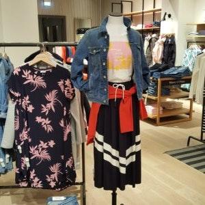 Die Trends für Frühjahr und Sommer 2019 aus dem ALEXA Berlin