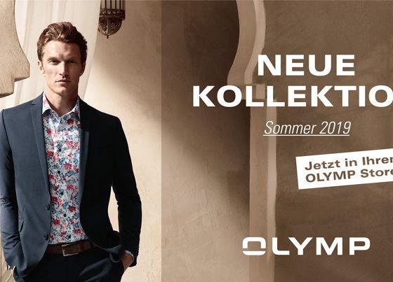 Olymp Sommer