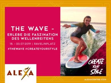 Surfen im ALEXA