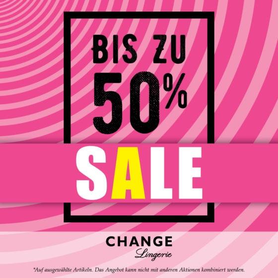 Change Sale