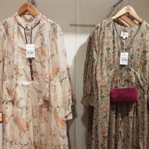 1.2.3. beige und creme / Die Fashion-Trends von der Berlin Fashion Week nur im ALEXA Berlin