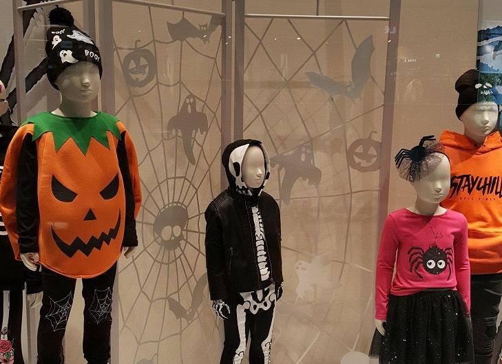 Last-Minute-Halloween-Kostüm // H&M im ALEXA Berlin