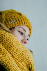 Kräftige Farben für den Winter