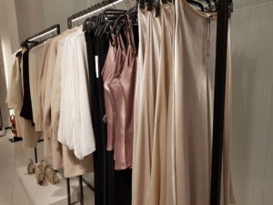 Satin bei Zara // Must Have im ALEXA