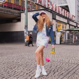 Batik Trend Frauen - Sommermode 21 ALEXA Berlin