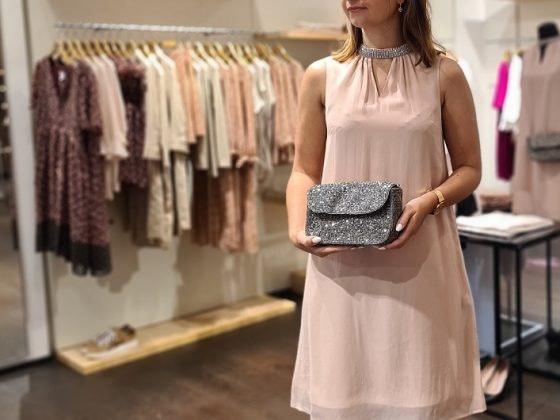 Kleid von Maison im Alexa Berlin
