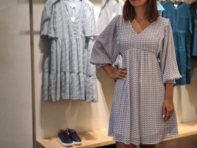 Kleid von Maison123 im ALEXA VBerlin