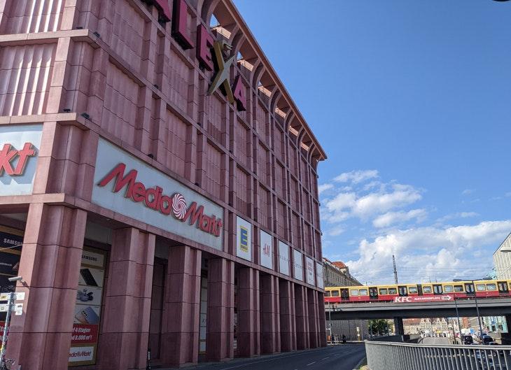 Entdecke die neuen Stores im ALEXA Berlin