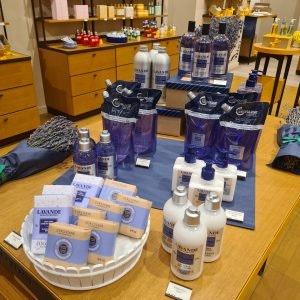 Tolle Produkte von L'Occitane im ALEXA.