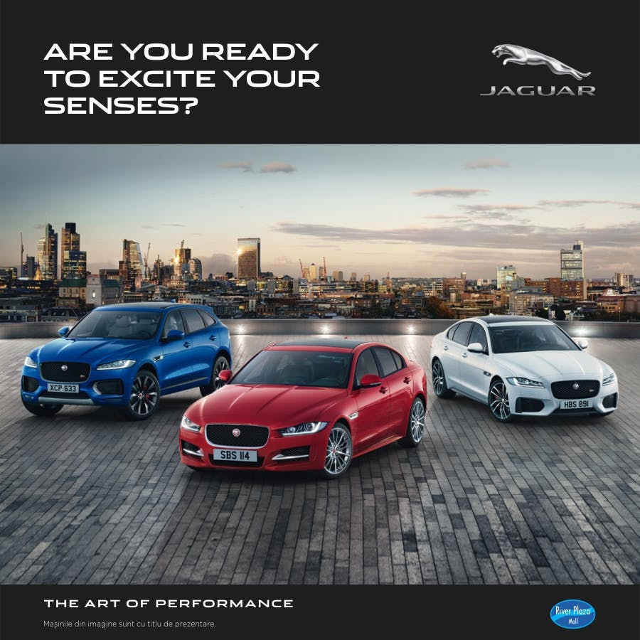 Find Jaguar Dealer: The Art Of Performance Tour Comes In Your Town